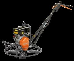 Husqvarna Set Betonglättmaschine BG 375 + Innenrüttler Smart, 5m Schlauch