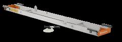 Husqvarna Doppelträger - Rüttelbohlen BD für BE-Antriebseinheit