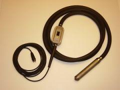 Laier Lati-U Hochfrequenz-Innenrüttler mit integriertem Umrichter