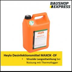 Heylo Maxox - DF  Oxidations- Desinfektionsmittel mit Langzeitwirkung