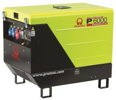 Pramac Stromerzeuger P - Serie Diesel