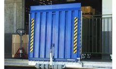 Altec Stahl - Überfahrbrücke FBS stationär und verschiebbar