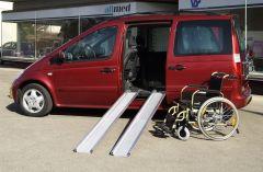 Altec ABS-F Rollstuhlrampe faltbar