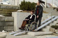 Altec ABS Rollstuhlrampe