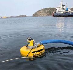Atlas Copco Schwimmring für WEDA Pumpen