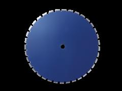 Norton Pro Universal Diamantscheibe für Blocksteinsägen 600 bis 1000 mm Ø