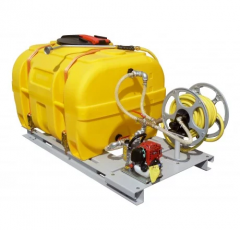 Cemo Mobiles Bewässerungssystem BWS 130-PE