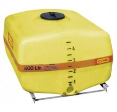 Cemo GFK - Fässer kofferförmig