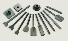 Zubehör für Atlas Copco Cobra Hammer - Schaft 22 x 108 mm