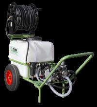 Zuwa Karrenspritze F 120 mit Pumpe MC 25, 400 V