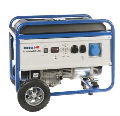 Endress Benzin Stromerzeuger Serie ESE 6000