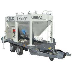 Giema Silotrailer G3V Putz und G3V Geo