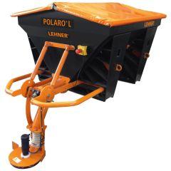 Lehner POLARO ® L 12V-Streuer für Ladepritschen