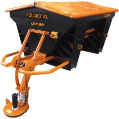 Lehner POLARO ® XL 12V-Streuer für Ladepritschen
