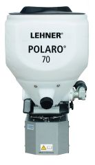 Lehner POLARO ®  12V-Streuer mit manueller Dosierung