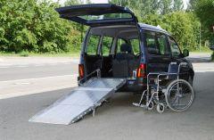 Altec Einbaurampe / Rollstuhlrampe RLK-Z